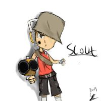 Scoot by yaridacool