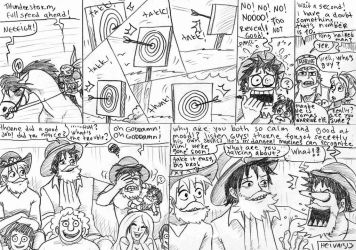 Once in a lifetime, part 434 by heivais