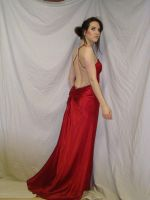 red dress2. by xe-stock