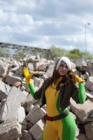 Rogue and rubble by Kythana