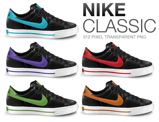 Nike Classic Icon by apttap