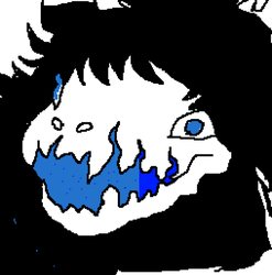 Undead Cow Head bad pixel remake by TheUwUGod