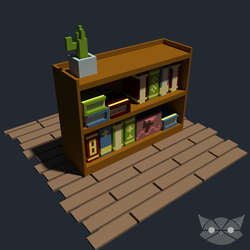 Little Library v.1 by WFpeonix