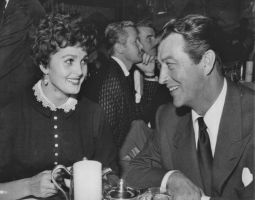 Ursula Thiess and Robert Taylor by slr1238