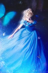 Cinderella - A little magic by MilliganVick