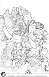 Broadside v Tidal Wave pencils by Aricosaur