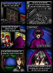 033 Only Human Part I Page 2 by The-Hellbound-Web