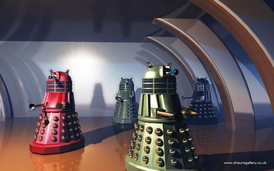 Exterminate by madaboutgames