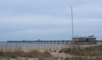 The Pier at Midday by sweetaj6