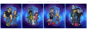 Doesn't really matter Who by TerminAitor