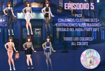 Pack CDMU - Episodio 5 - By MechyPR by MechyPR