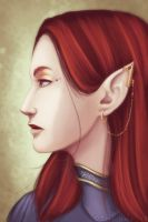 Anneleth by darchala