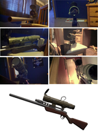 Team Fortress 2 Sniper prop by Zodiacx10