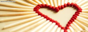 Heart - Facebook Cover by rockIT-RH