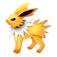 Pokemon 135 - Jolteon