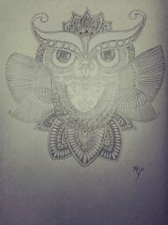 Owl by BB-JuMP