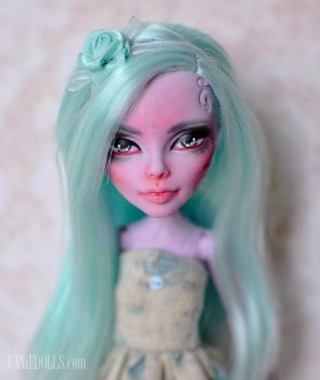 Operetta - OOAK Custom Monster High doll by Katalin89