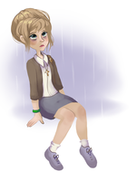 Kate Marsh by MezmeroMania