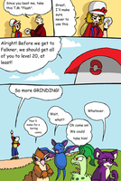 HG Nuzlocke : 24 by SaintsSister47
