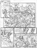 MFF 2014 - Part 2 Dreamkeepers Comic Commission by Taridium