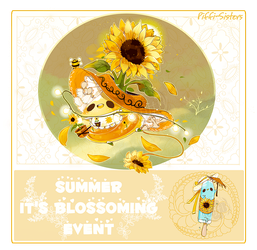Summer It's Blossoming Event - [Day 14] by Piffi-sisters