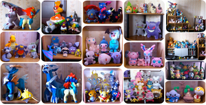 Pokemon Collection Update!~
