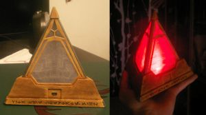 Darth Biomech's holocron by darth-biomech