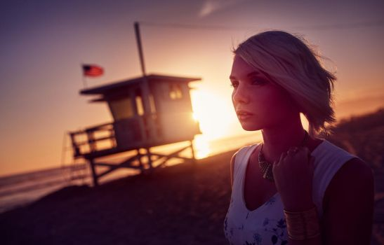 California Love by MarcoRibbe-de