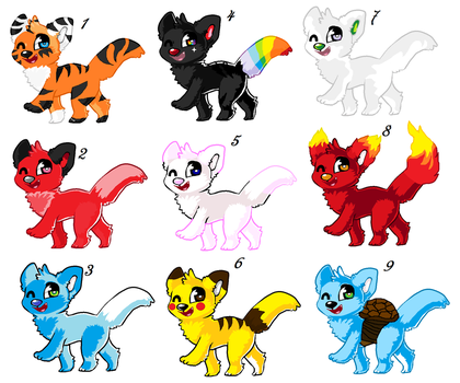 Adoptables open by AwesomeSachiko1