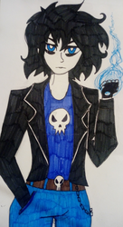 Nico di Angelo by Fiore-Rosewood