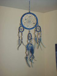 My dreamcatcher in daylight by Alcat
