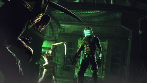 Dead Space art by AngryRabbitGmoD