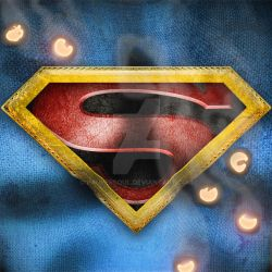 Golden Age Man of Steel by Paupersoul
