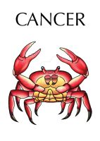 Cancer, The Crab by Fireberd904