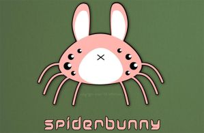 Spiderbunny by coyohti