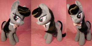 Brush-A-Plush Octavia Melody plushie 1$ auction by Zooher-Punkcloud