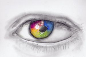 Eye is the window to the soul. by SeleanRidley
