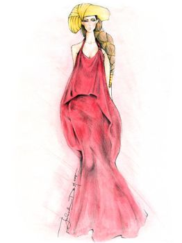 Fashion Illustration by pepe7787