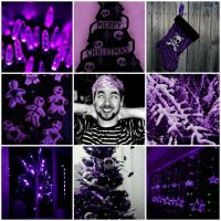 Robbie Zombie Christmas Aesthetic by ClanWarrior