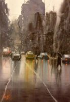 Downpour St. by Xandyclause