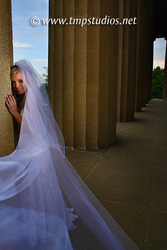 Parthanon Bride 1 by ThomasMcKownPhoto
