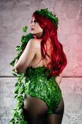Poison Ivy 2 by chibi-lilie