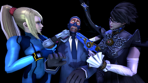[SFM] Blue is Love by ZeFrenchM