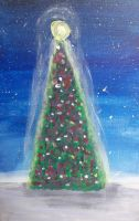Christmas tree by TaitGallery