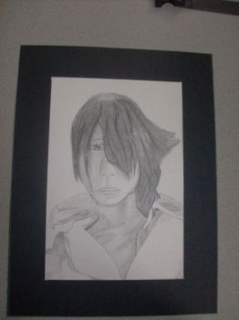 My first realistic drawing by CoolFangrl1