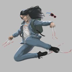 X-23 by wingwingwingwing