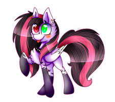 .:MLP Art Trade:. Emala Jiss {REMAKE} by RainFlyProduction