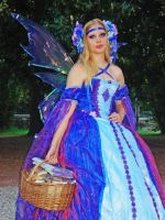 Faery's Night Pic Nic by LadyAmber