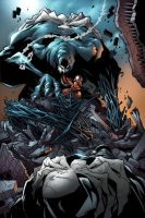more pages from Venom by MarteGracia