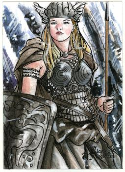 Brunhilde by Csyeung